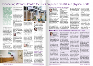 Harrogate Wellness Centre coverage
