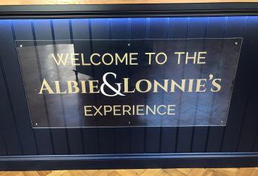 Creating a buzz – Albie & Lonnie's