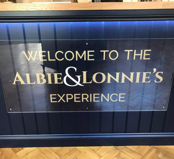 Albie & Lonnie's
