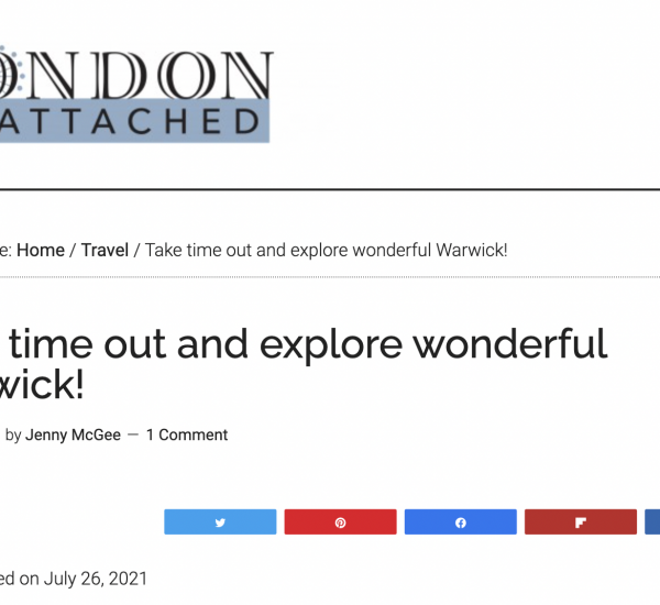 London Unattached review